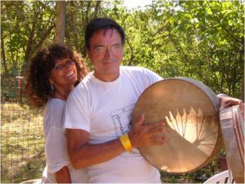 Maria Bambara e Claudio Pini